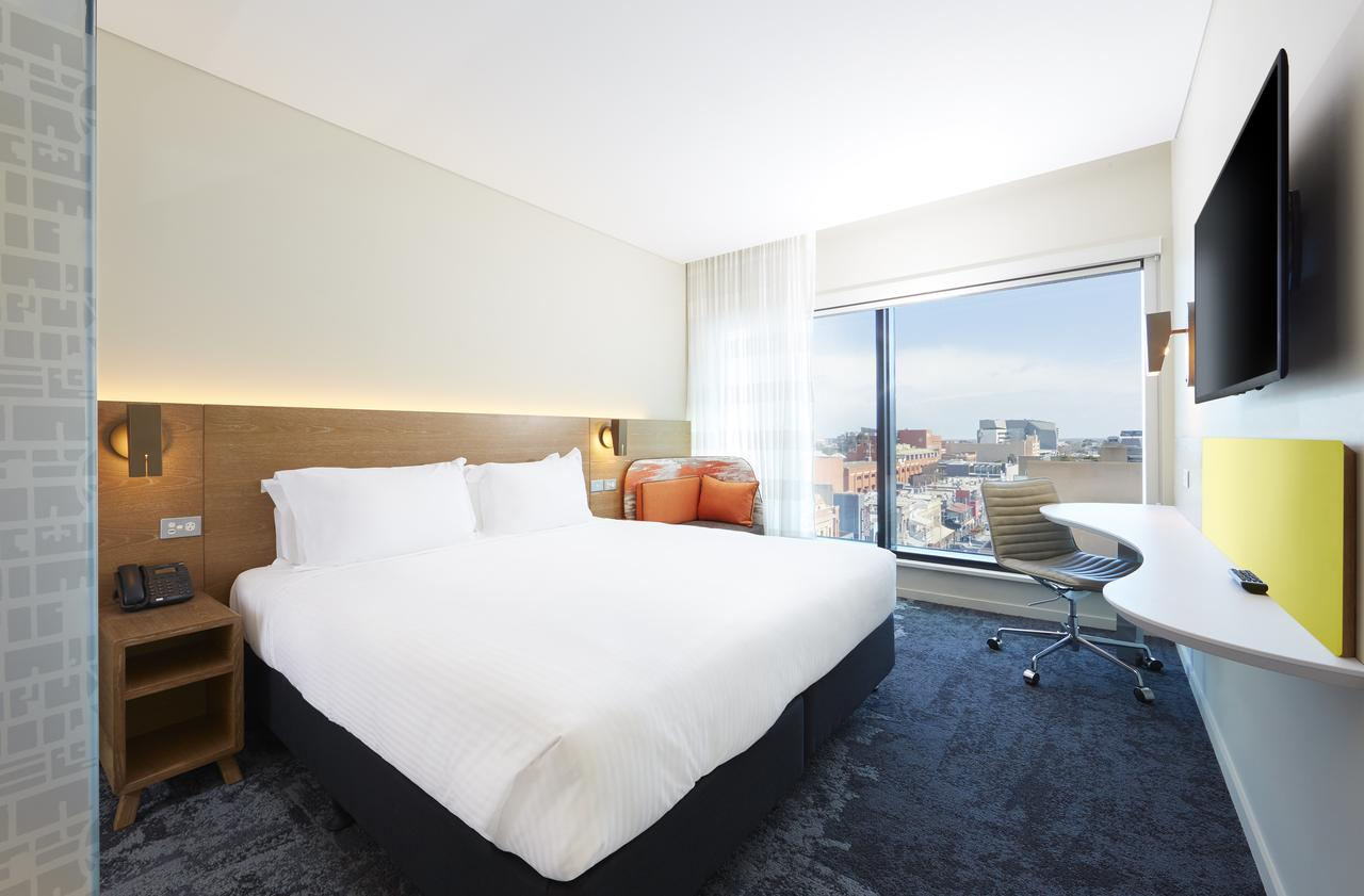 Holiday Inn Express Adelaide City Centre - Tourism Canberra