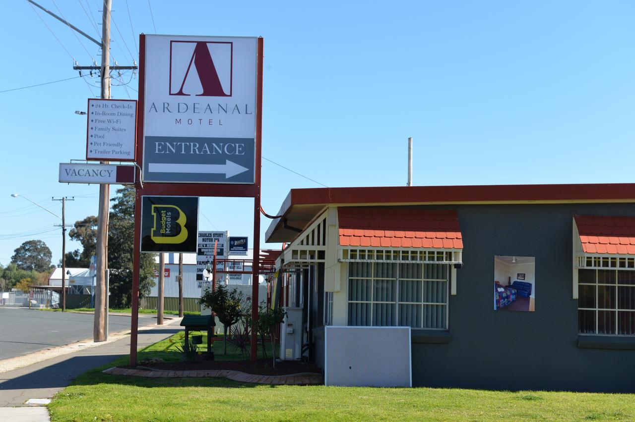 Ardeanal Motel - Tourism Canberra