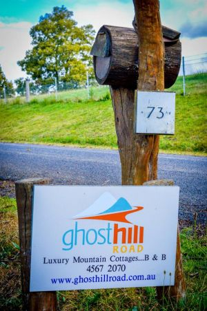 Ghost Hill Road - Tourism Canberra