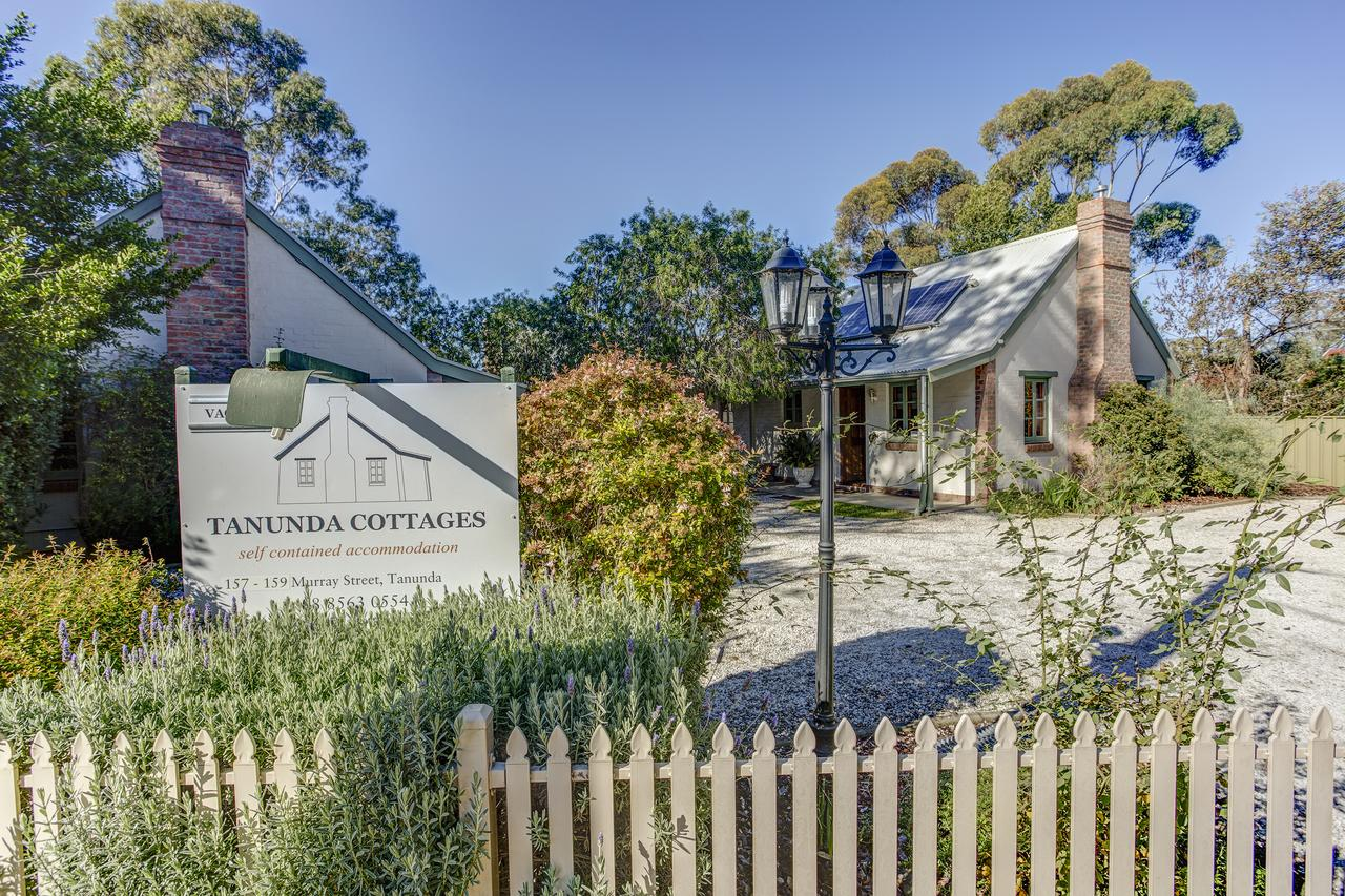 Tanunda Cottages - Tourism Canberra