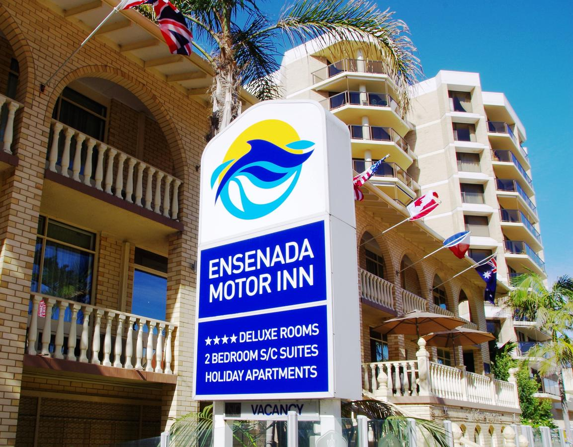 Ensenada Motor Inn and Suites - Tourism Canberra
