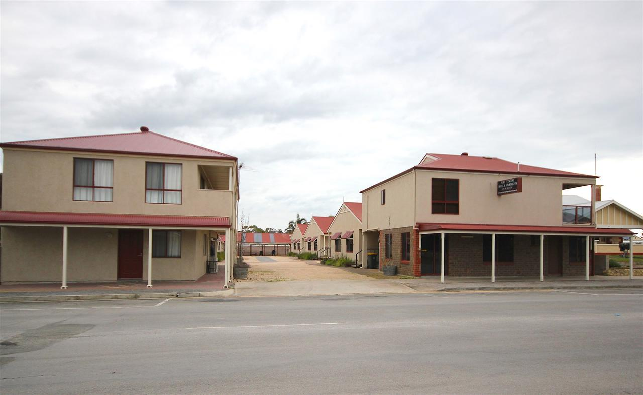 Port Vincent Motel  Apartments - Tourism Canberra