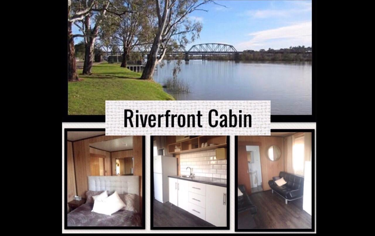 Murray Bridge Riverview cabin - Tourism Canberra