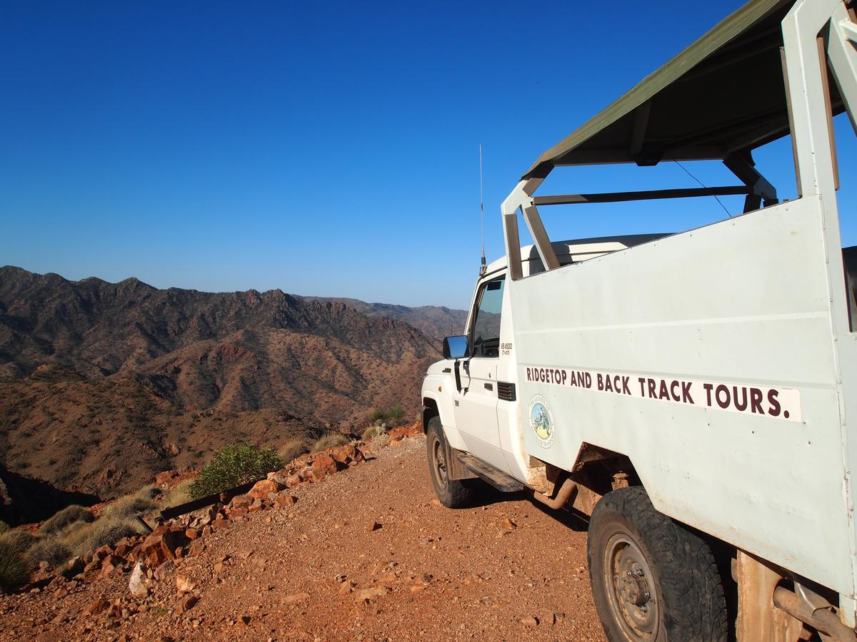 Arkaroola Wilderness Sanctuary - Tourism Canberra