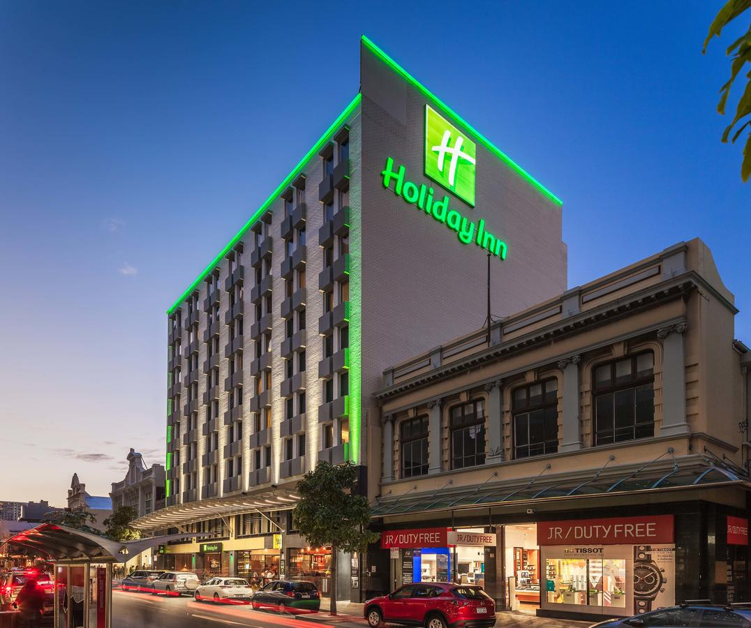Holiday Inn Perth City Centre - Tourism Canberra