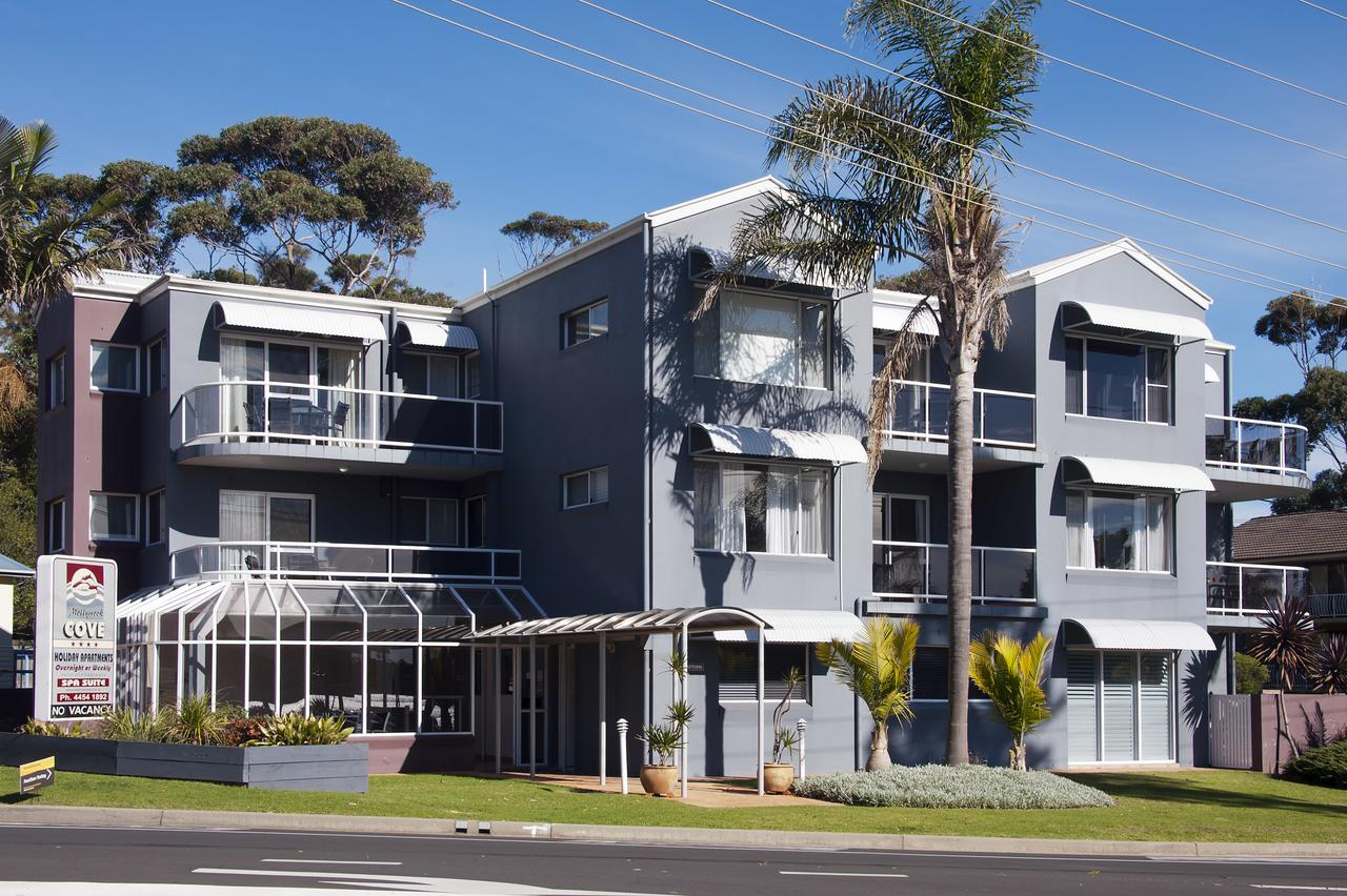 Mollymook Cove Apartments - Tourism Canberra