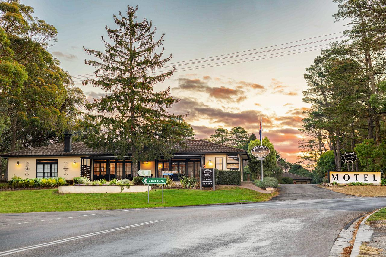 Bundanoon Country Inn Motel - Tourism Canberra