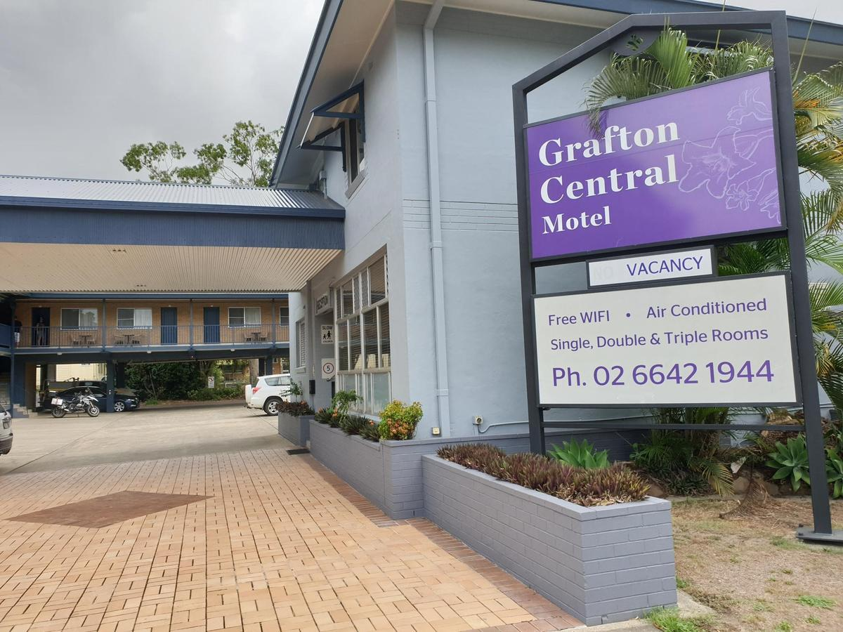 Grafton Central Motel - Tourism Canberra