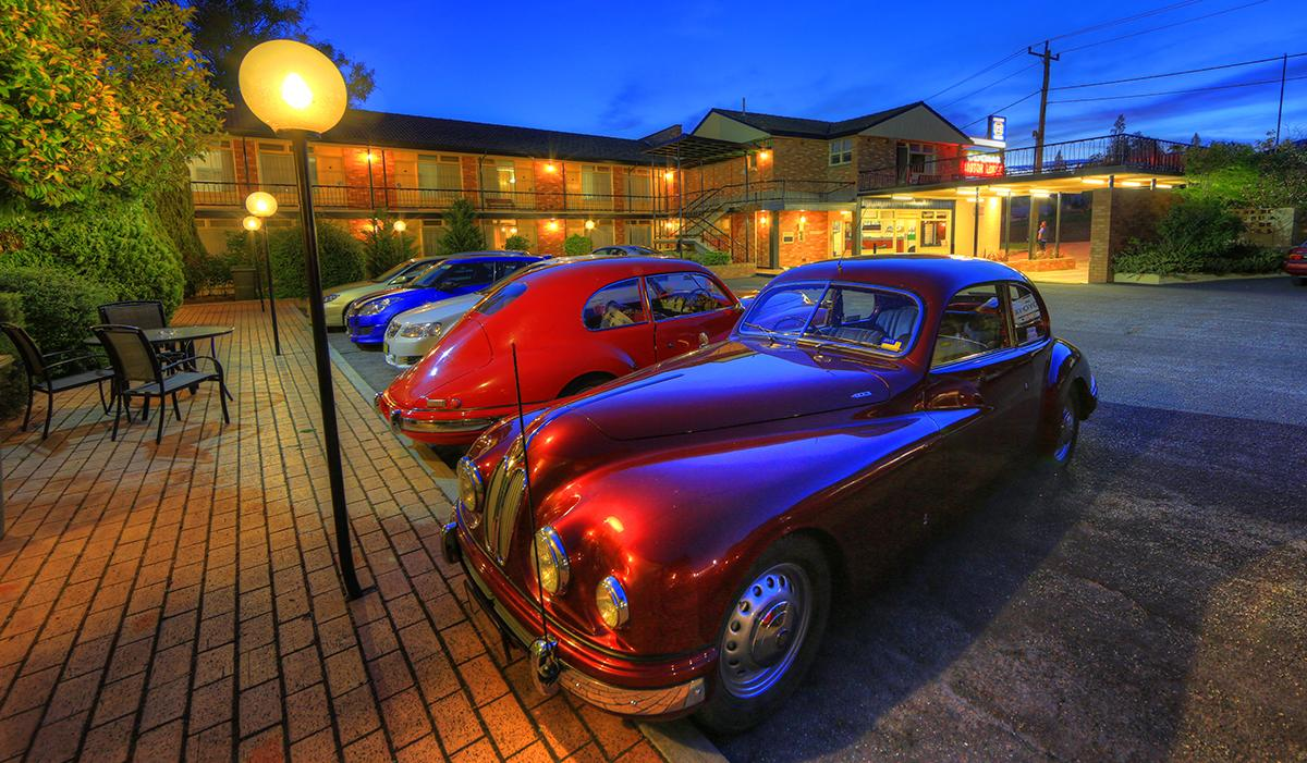 Cooma Motor Lodge Motel - Tourism Canberra