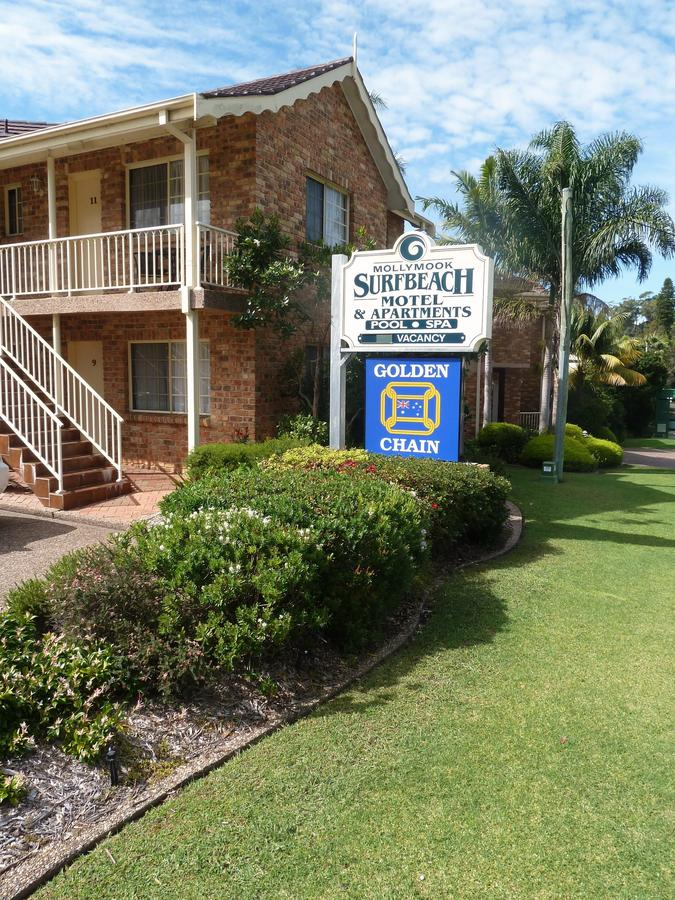 Mollymook Surfbeach Motel  Apartments - Tourism Canberra