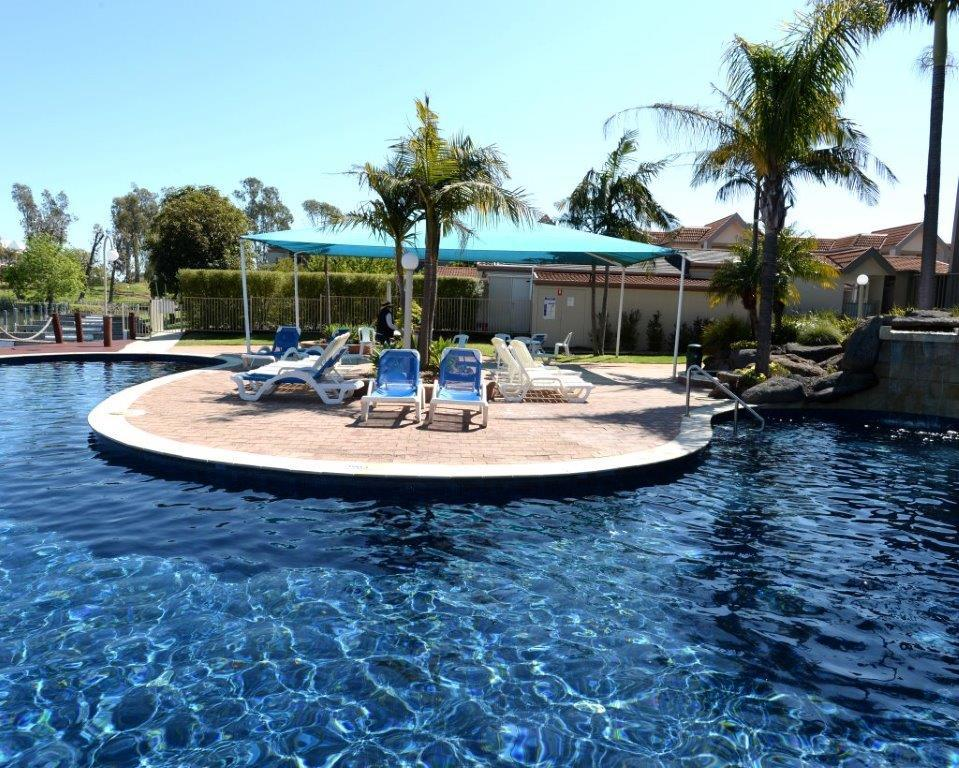 Yarrawonga Waterfront Apartments - Tourism Canberra