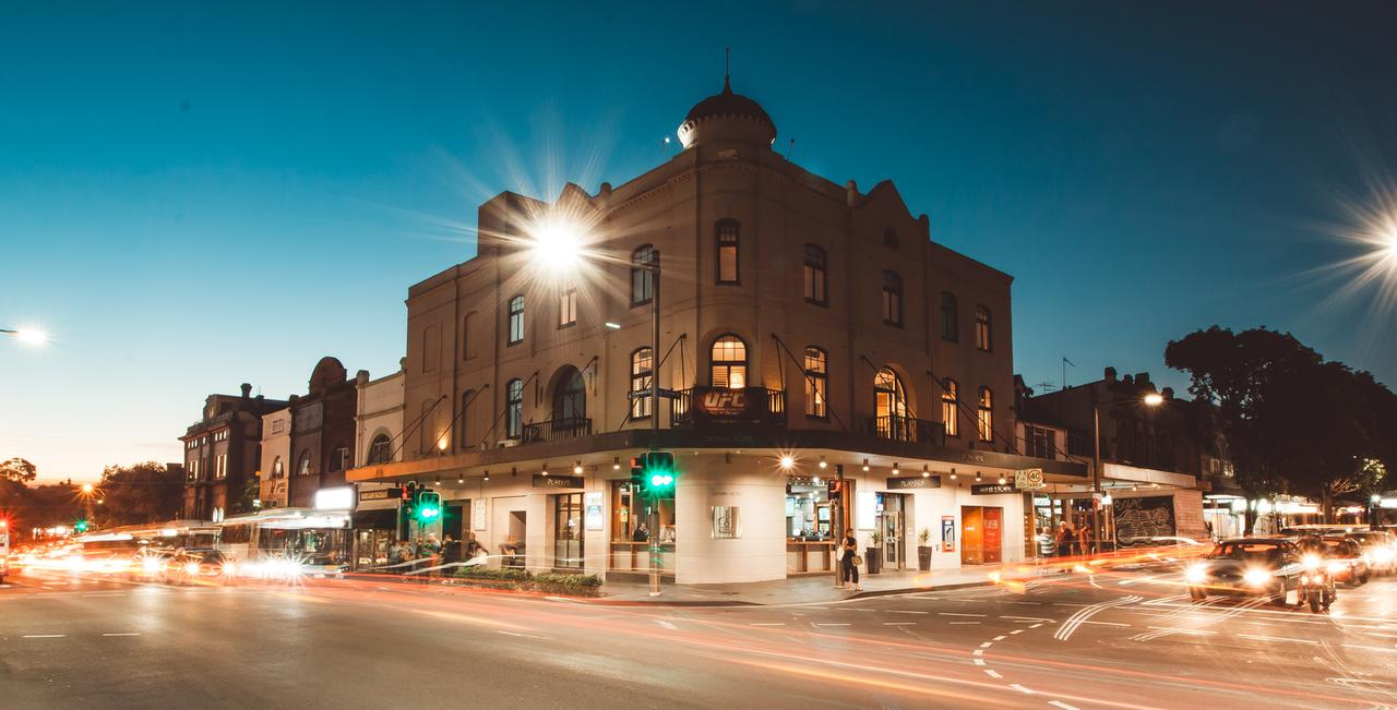Crown Hotel Surry Hills - Tourism Canberra