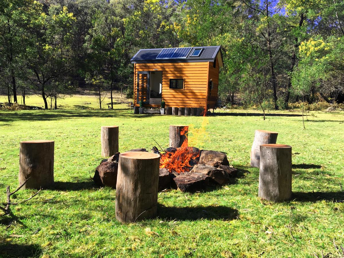 Christopher Tiny House - Tourism Canberra