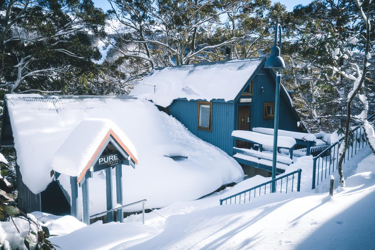Pure Chalet Thredbo - Tourism Canberra