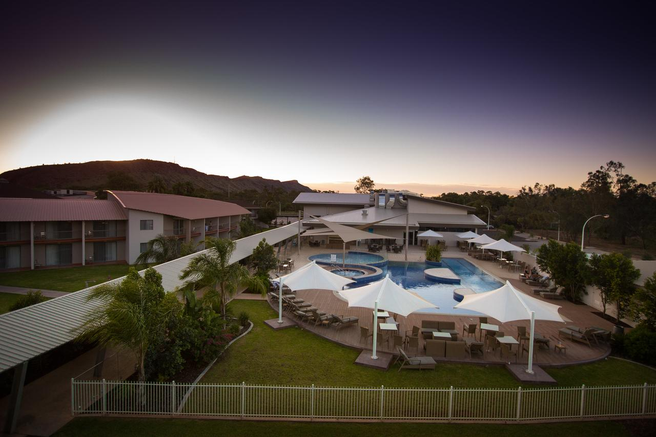 Crowne Plaza Alice Springs Lasseters - Tourism Canberra