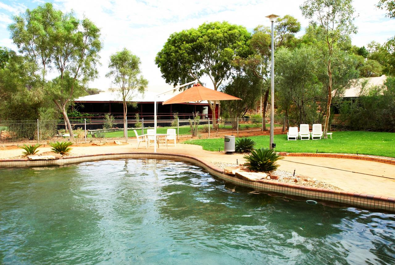 Kings Canyon Resort - Tourism Canberra