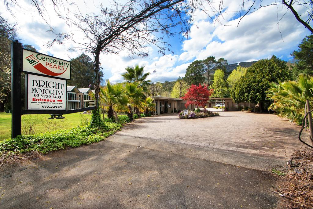 Bright Motor Inn - Tourism Canberra