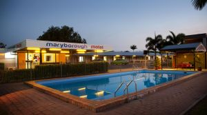 Maryborough Motel and Conference Centre - Tourism Canberra