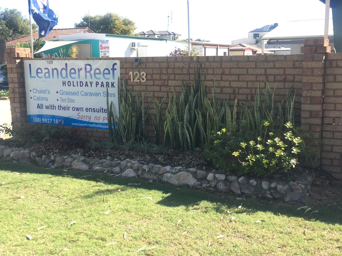 Leander Reef Holiday Park - Tourism Canberra