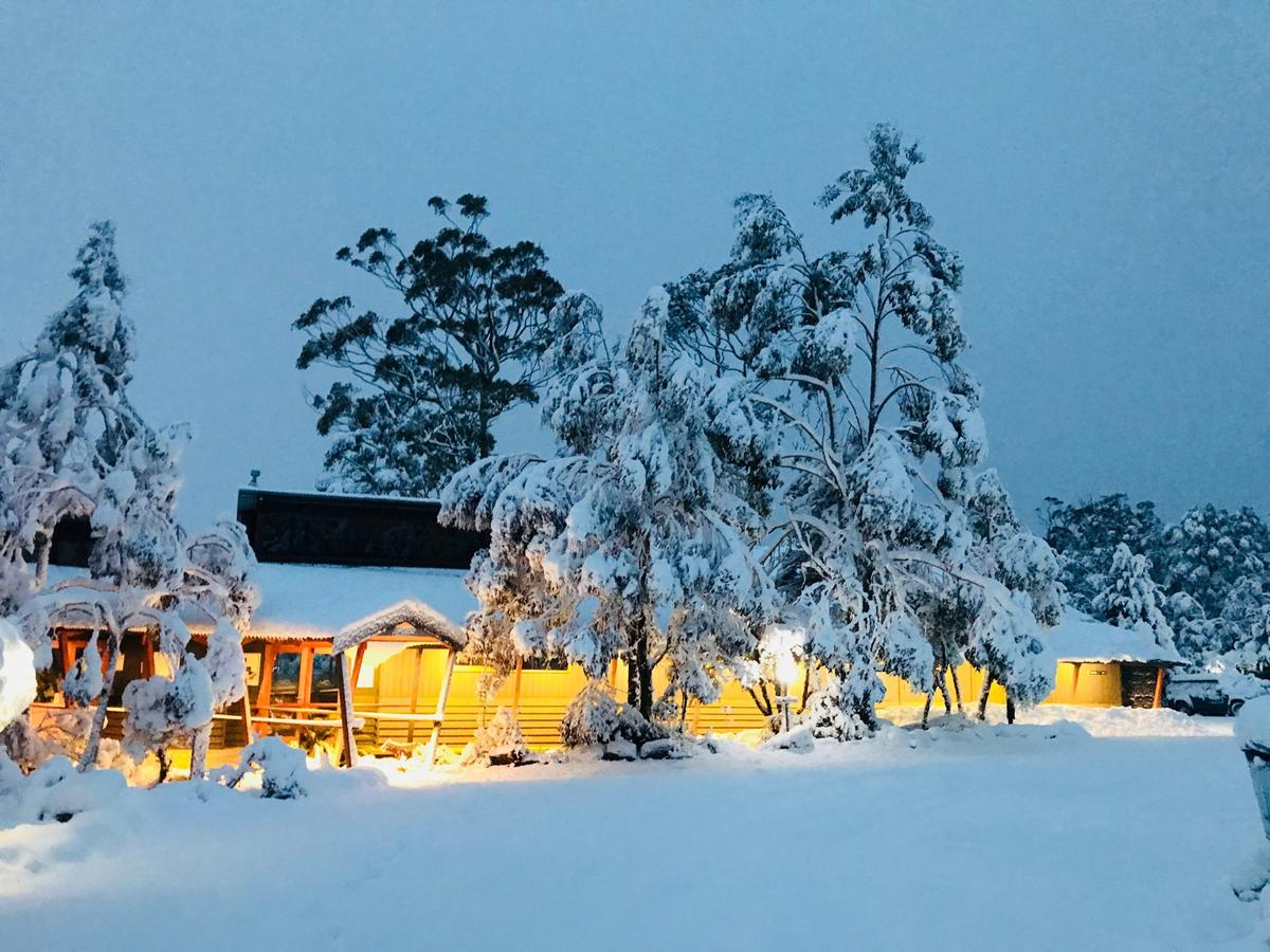 Cradle Mountain Wilderness Village - Tourism Canberra