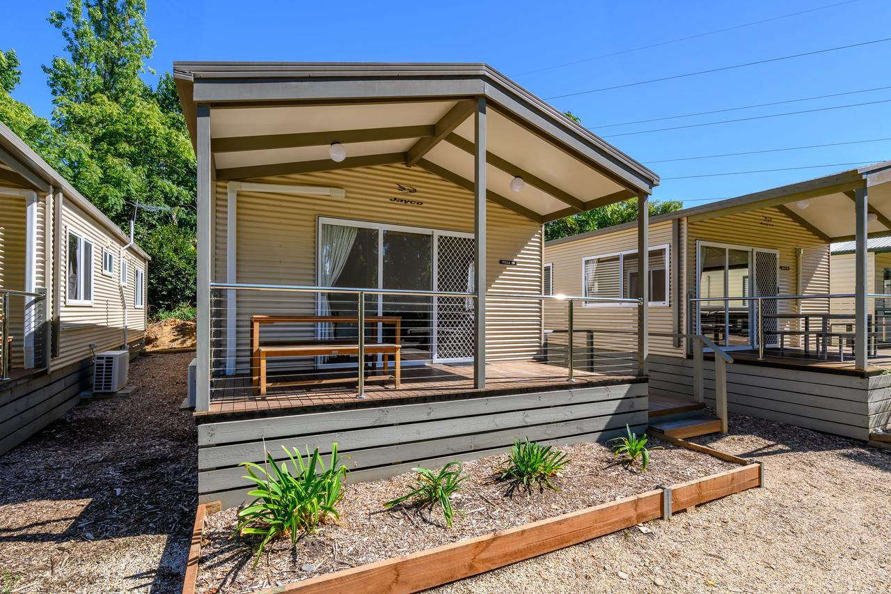 Bright Riverside Holiday Park - Tourism Canberra