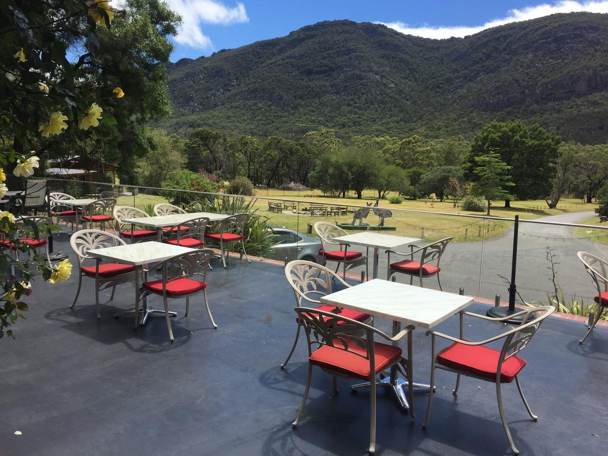 The Grampians Motel and The Views Bar  Restaurant - Tourism Canberra