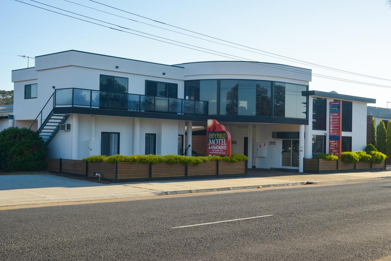 Heyfield Motel and Apartments - Tourism Canberra