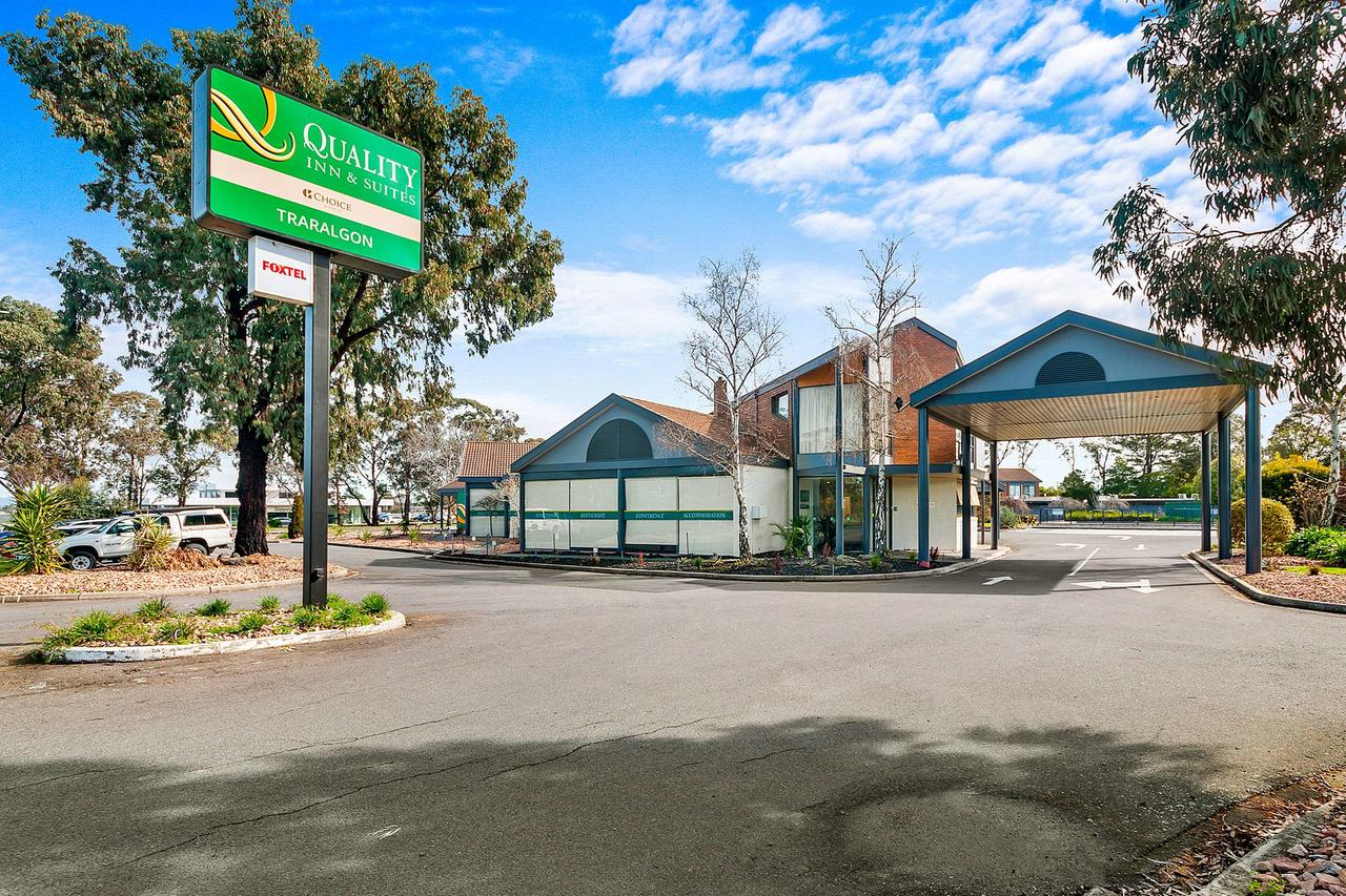 Quality Inn  Suites Traralgon - Tourism Canberra