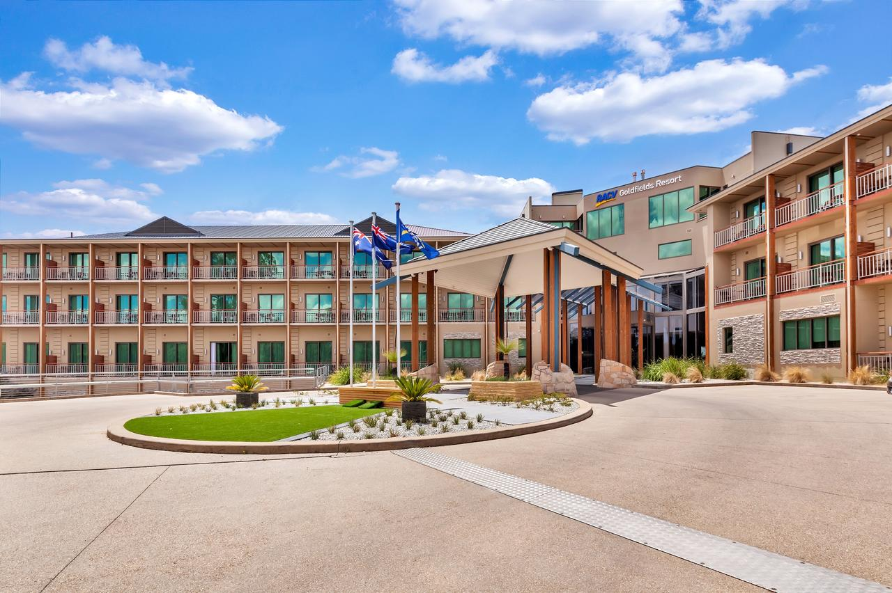 RACV Goldfields Resort - Tourism Canberra