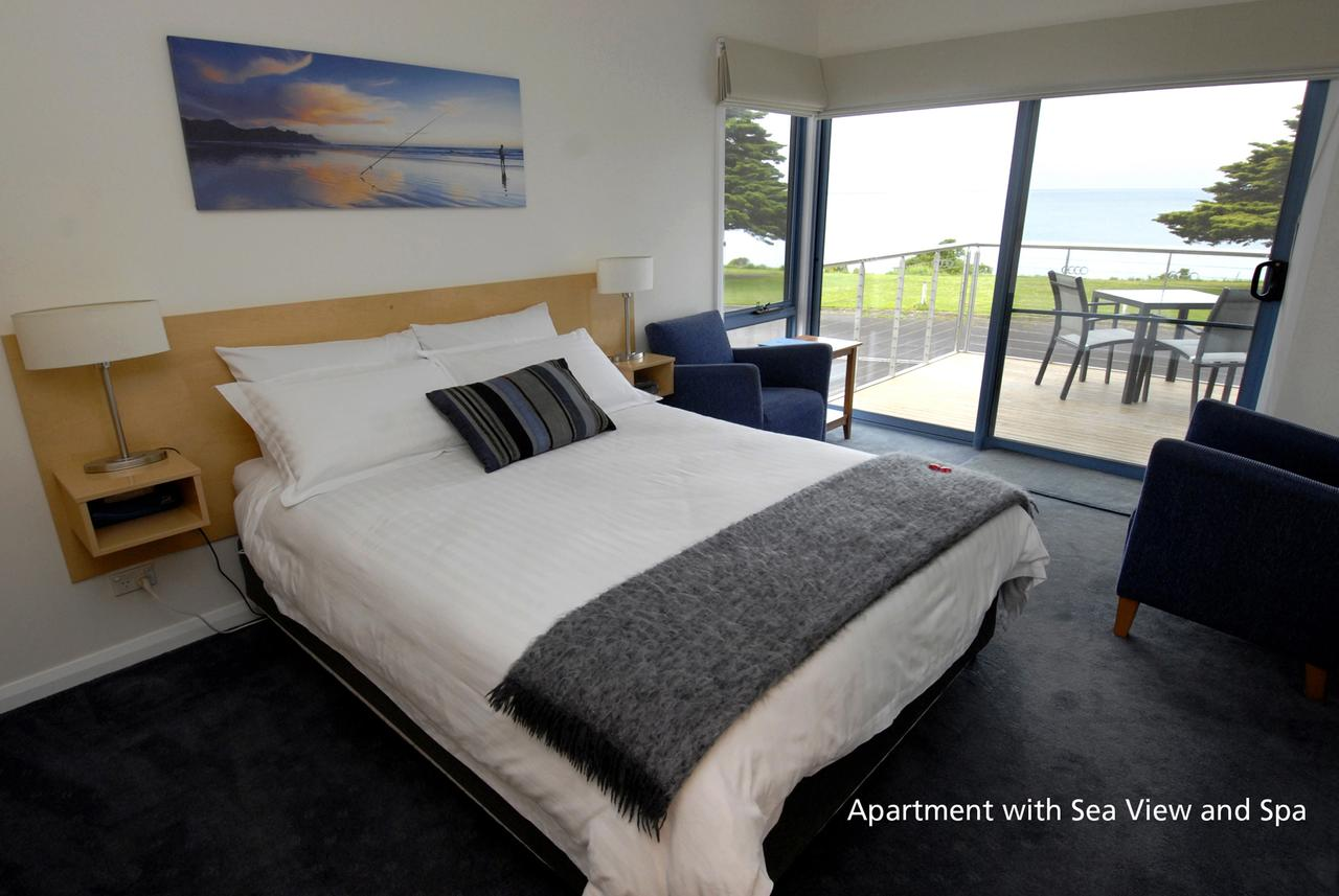 Seascape Accommodation - Tourism Canberra