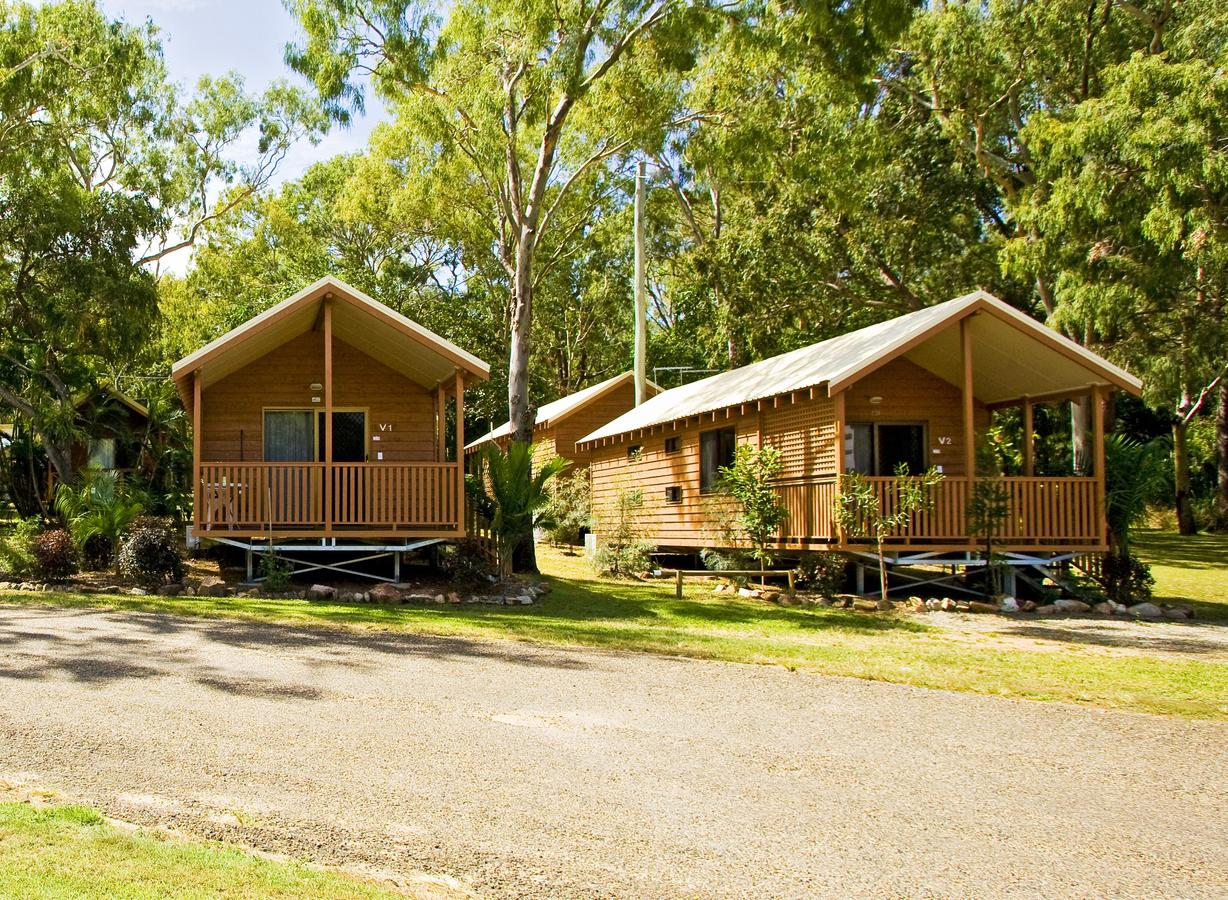 Captain Cook Holiday Village 1770 - Tourism Canberra
