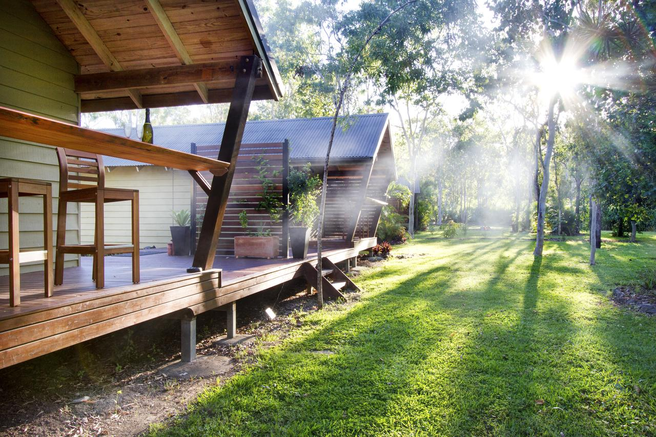 Airlie Beach Eco Cabins - Tourism Canberra