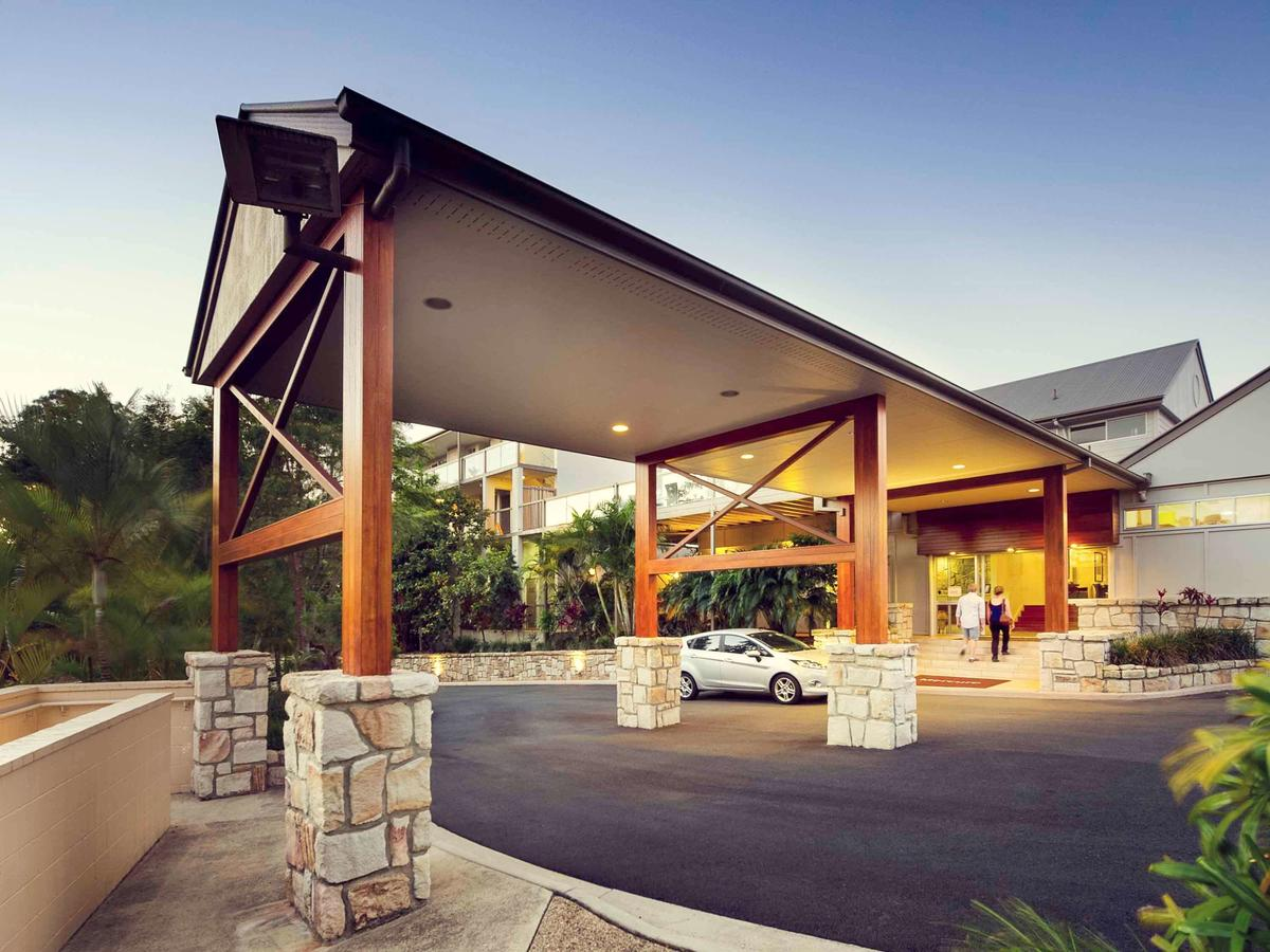 Mercure Clear Mountain Lodge - Tourism Canberra