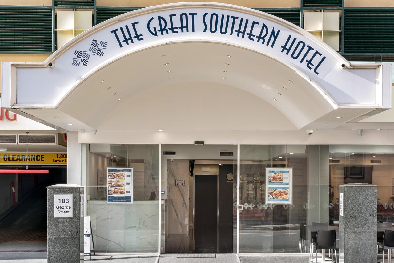 Great Southern Hotel Brisbane - Tourism Canberra