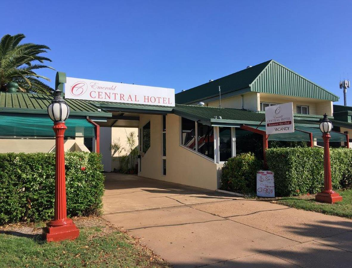 Emerald Central Hotel - Tourism Canberra