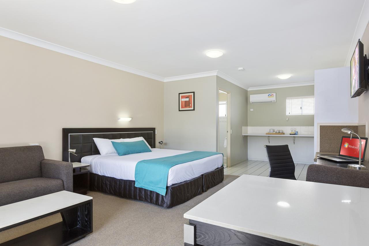 Comfort Inn North Brisbane - Tourism Canberra
