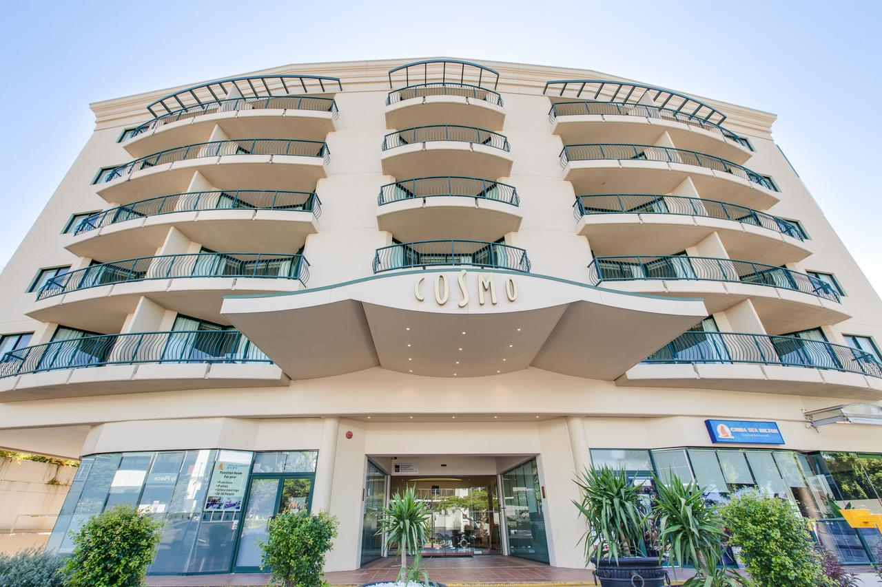 Central Cosmo Apartment Hotel - Tourism Canberra