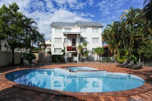 Earls Court Motel  Apartments - Tourism Canberra