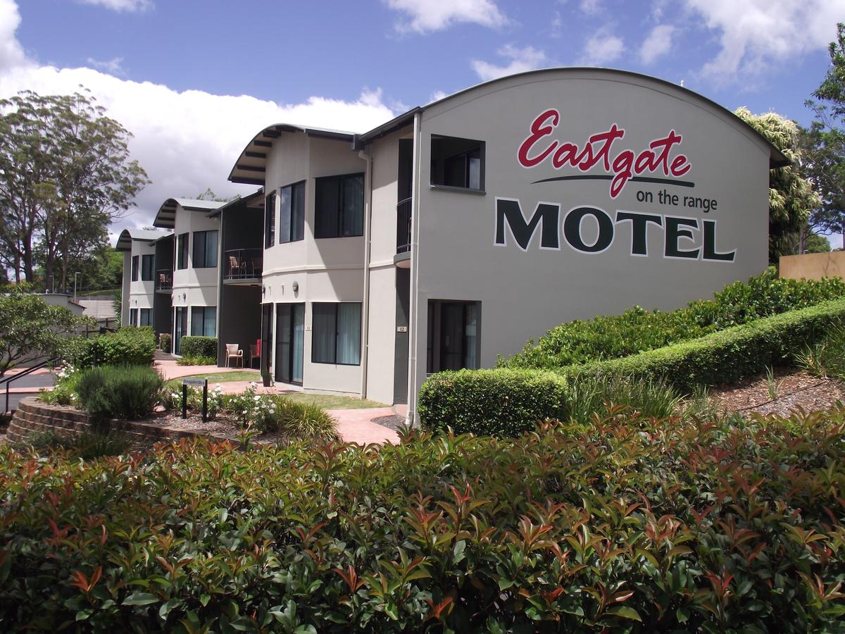 Eastgate Motel on the Range - Tourism Canberra