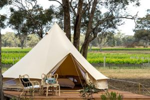Balgownie Estate Winery Retreat  Restaurant - Tourism Canberra